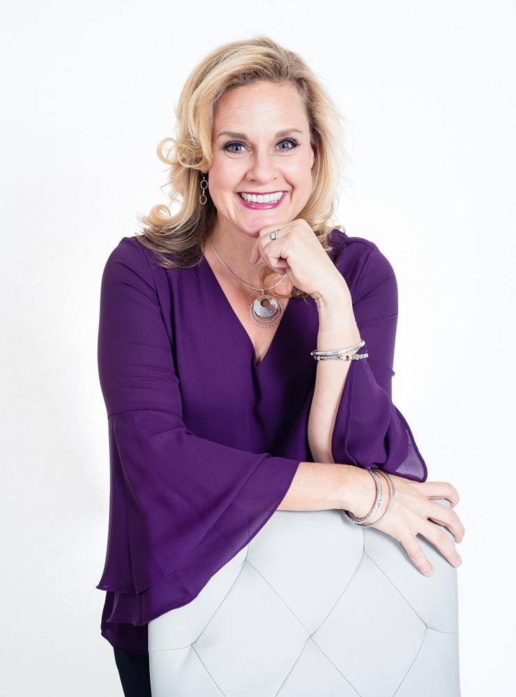 Julie Dale | Speaker, Author, Motivator | Boulder, CO